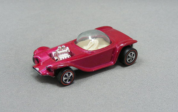 Hot Wheels 1968 Beatnik Bandit Redline Collector