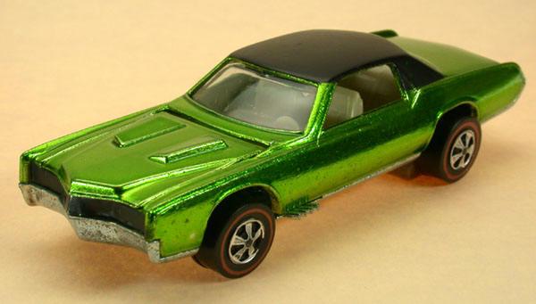 Mustang Dorado >> 1968 Collection