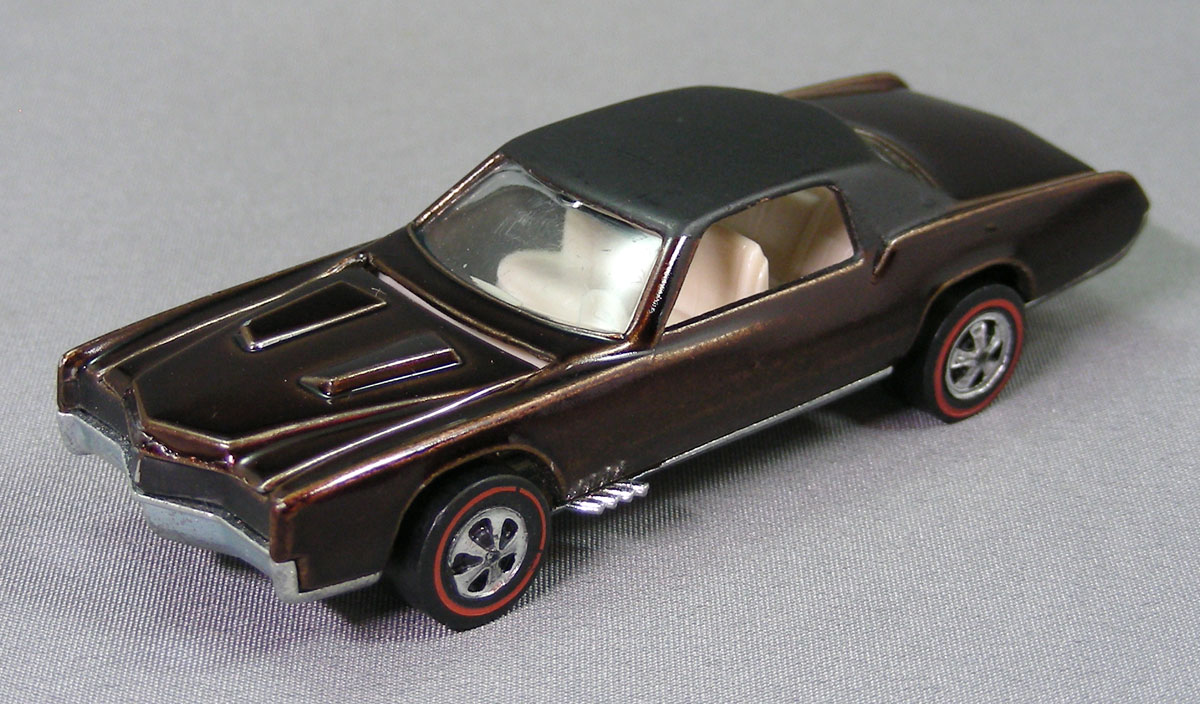 Hot Wheels 1968 Custom Eldorado Redline Collector