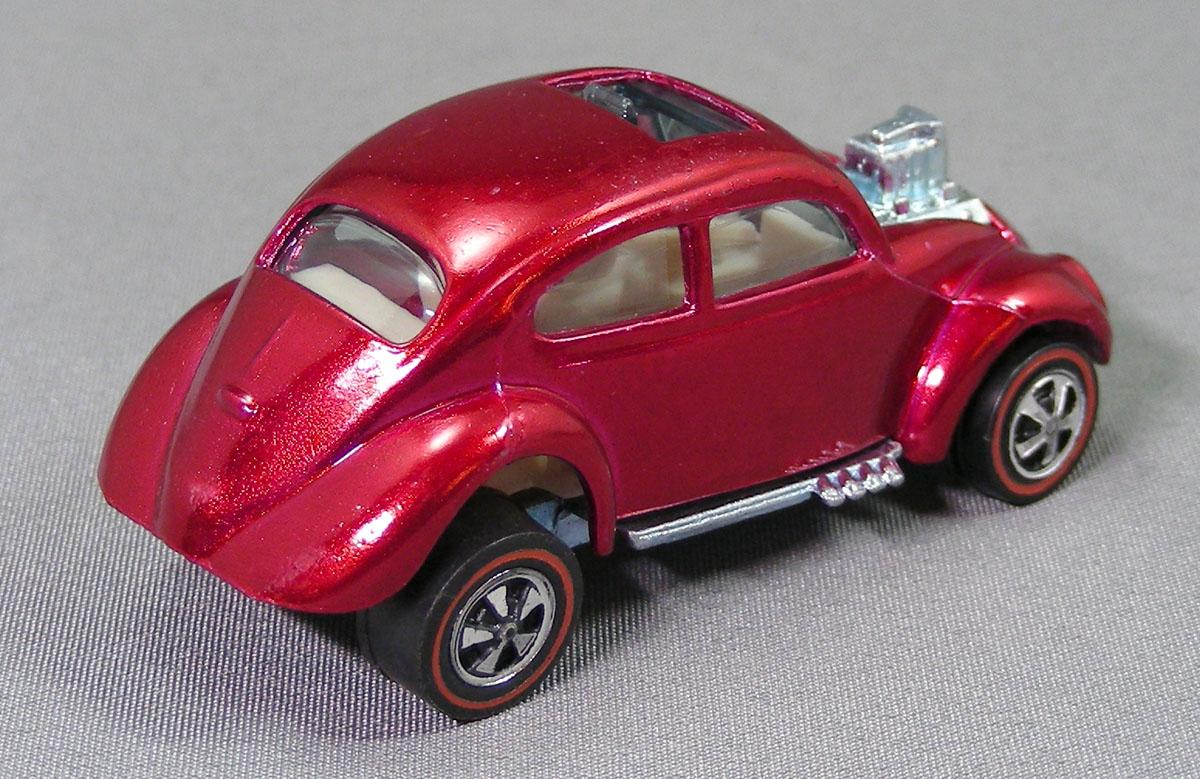 hot wheels  custom volkswagen redline collector