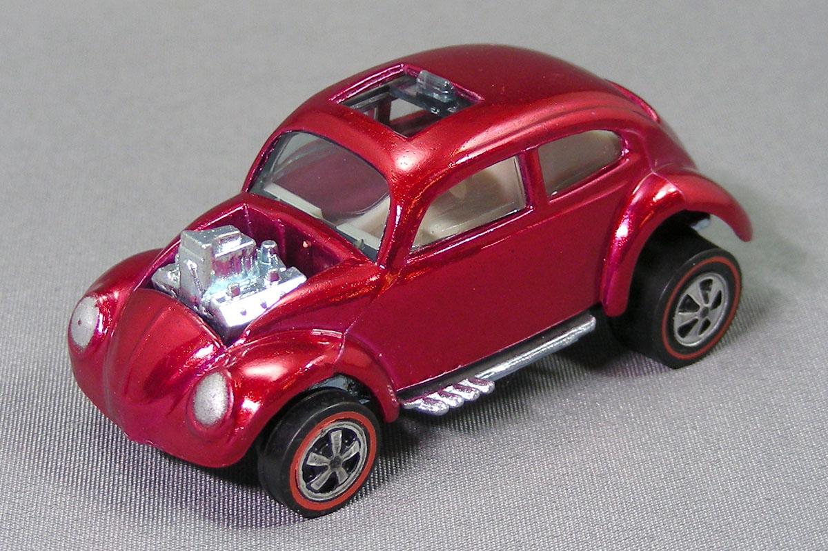 Hot Wheels 1968 Custom Volkswagen - Redline Collector