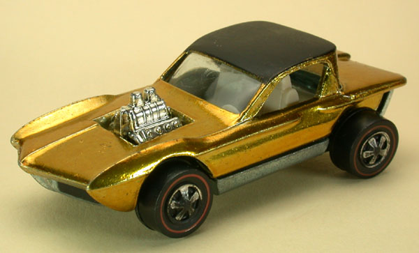 Hot Wheels 1968 Python Redline Collector