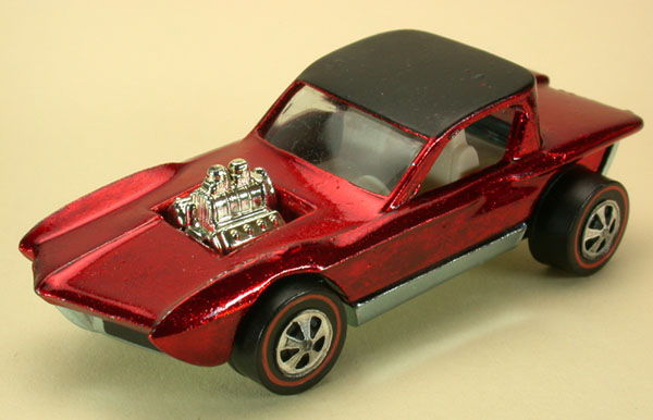 Hot Wheels 1968 Python