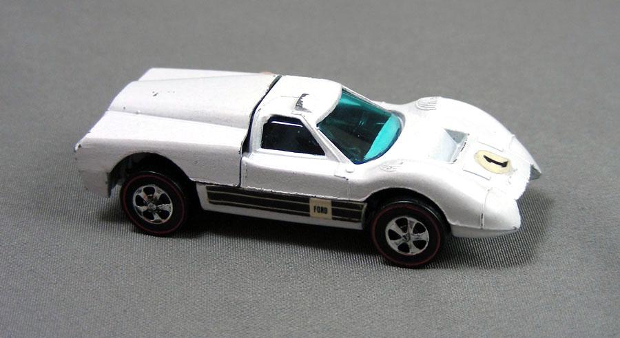 Ford J Car