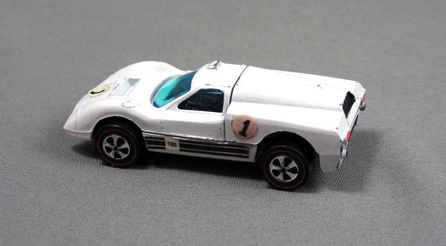 Hot Wheels Ford J Car